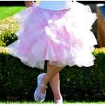 Как сделать пышную юбку из фатина своими руками