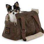 Просторная сумка для собаки