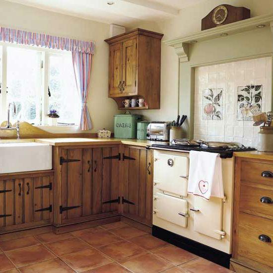 Кухня 19 в.