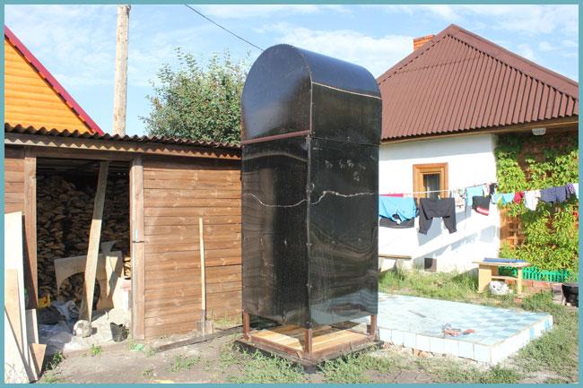 Летний душ (поликарбонат)