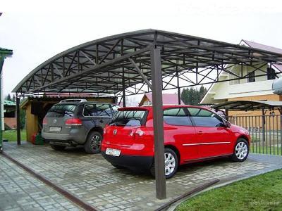 Парковка для нескольких авто