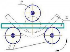 Схема инструмента